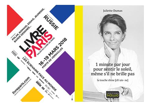 Salon du livre 2018 livre paris juliette dumas auteur for Salon du livre paris 2018