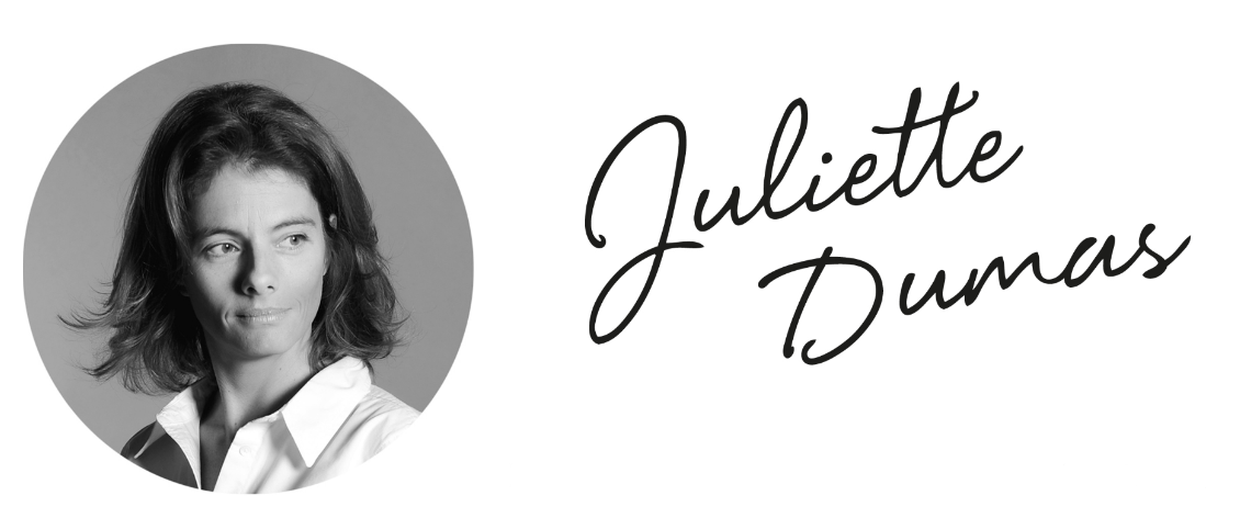 Juliette Dumas. Auteur. Conférencière. Fondatrice de You Share You Shine. -